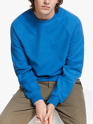 Buy LA PAZ Cunha Sweatshirt, Royal Blue Fleece, S Online at johnlewis.com