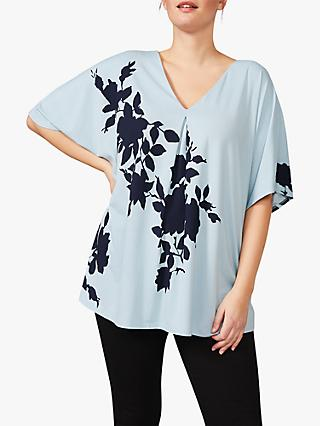 Studio 8 Lara Top, Blue/Multi
