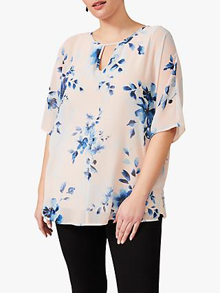 Studio 8 Polianna Floral Top, Blush