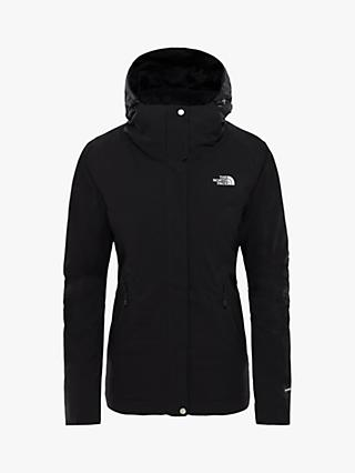 The North Face Inlux Women's Insulated Jacket, TNF Black