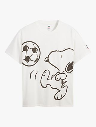 Levi's Peanuts Graphic Oversized T-Shirt