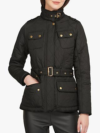 Barbour International Monaco Quilted Jacket