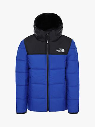 The North Face Boys' Reverse Perrito Jacket, Blue