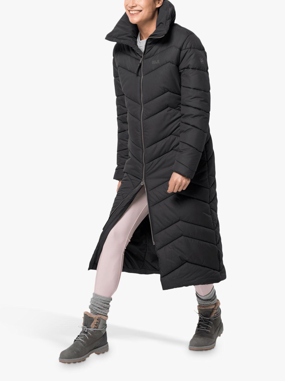 Jack Wolfskin Kyoto Women's Long Water Resistant Jacket ...