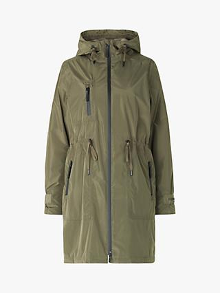 Ilse Jacobsen Hornbæk Rain 142 Waterproof Jacket, Green