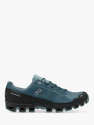 On Cloudventure Men's Trail Running Shoes, Shadow Rock