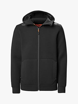 Musto x Land Rover Tech Hoodie, Black