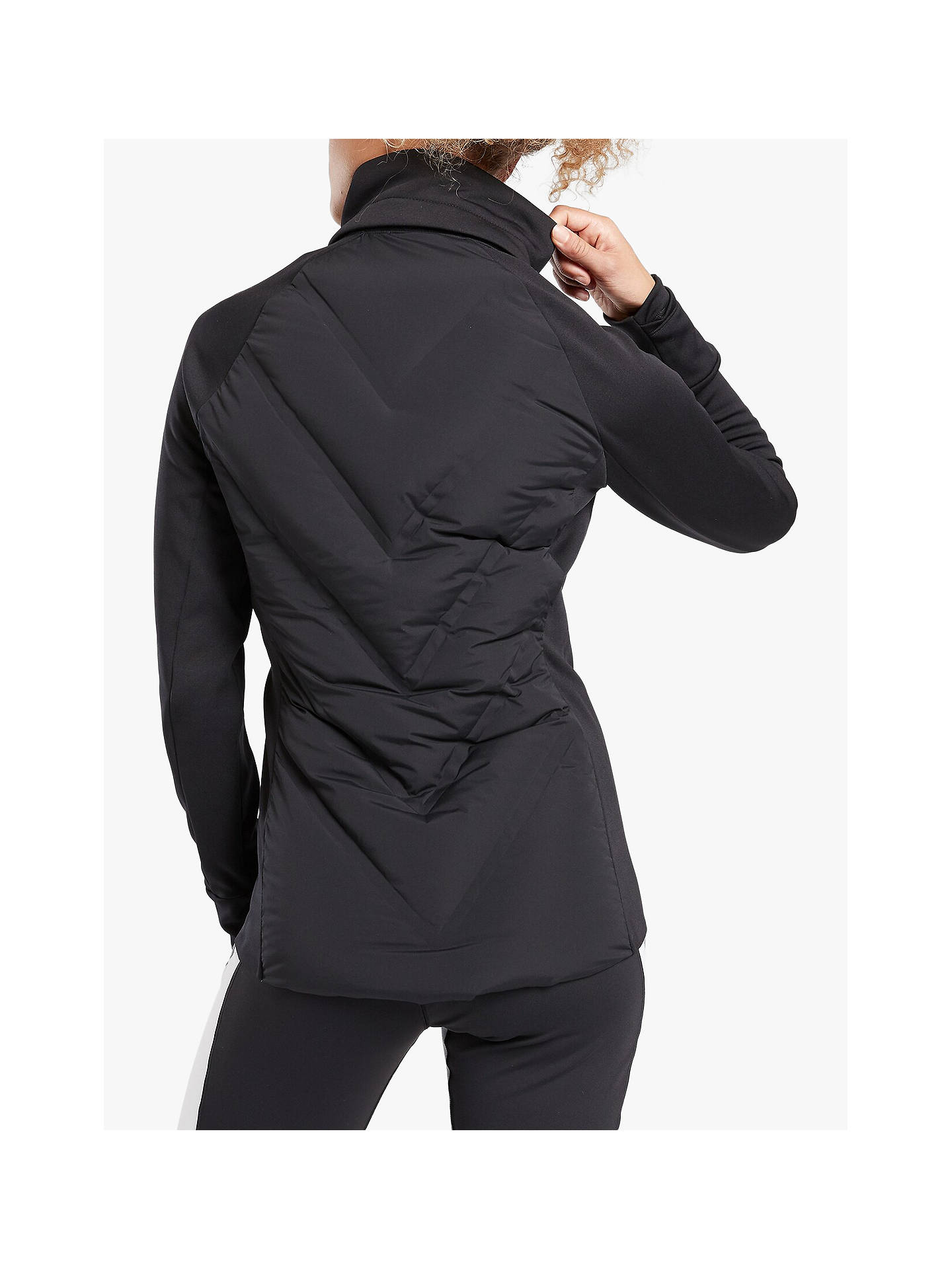 Buy Athleta Inlet Jacket, Black, XS Online at johnlewis.com
