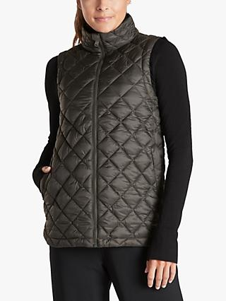 Athleta Whisper Featherless Vest