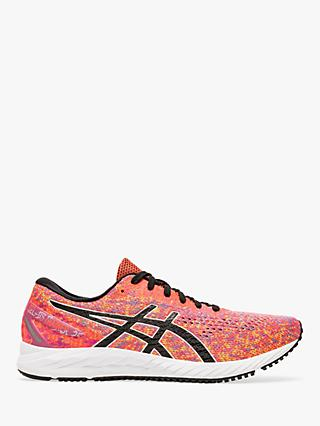 ASICS GEL-DS 25 Women's Running Shoes, Sunrise Red/Black