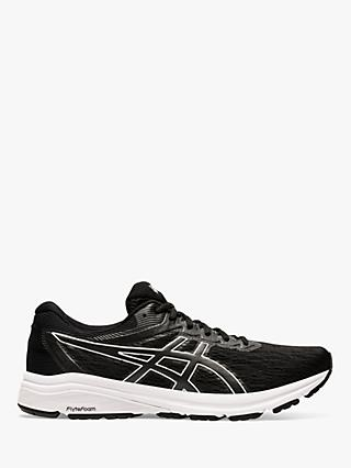 ASICS GT-800 Men's Running Shoes, Black/White