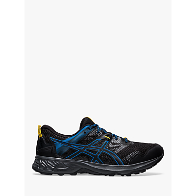 Product photo of Asics gelsonoma 5 men s trail running shoes black black