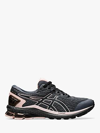 ASICS GT-1000 9 Women's Gore-Tex Running Shoes, Carrier Grey/Ginger Peach