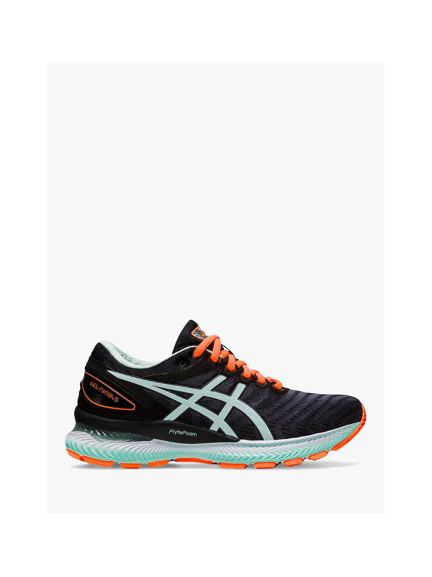 Adepto autómata Física  ASICS GEL-NIMBUS 22 Women's Running Shoes at John Lewis & Partners