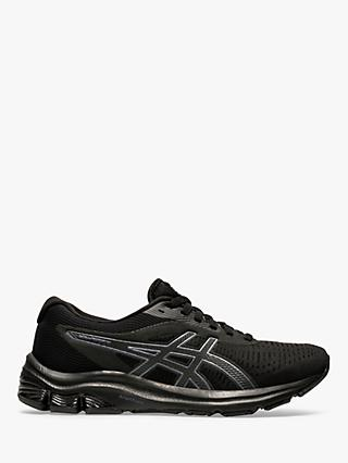 ASICS GEL-PULSE 12 Women's Running Shoes, Black/Black