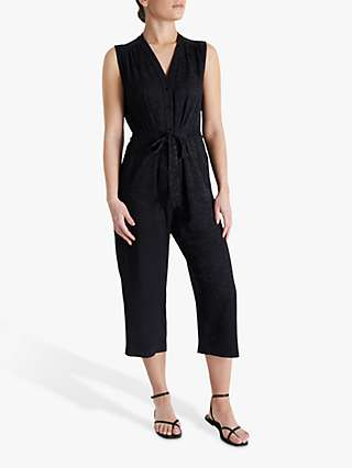 Fenn Wright Manson Petite Pennie Jumpsuit, Black