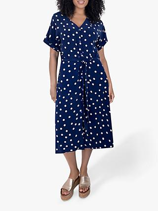 Live Unlimited Curve Spot Dress