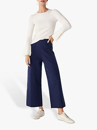 The Fold Kielder Jumper, Ivory