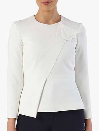 The Fold Amesbury Top, Ivory