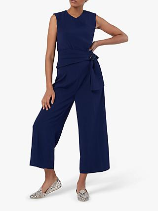 The Fold Avondale Jumpsuit, Indigo