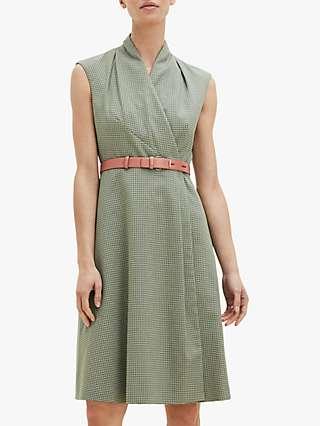 The Fold Hampton Dress, Green