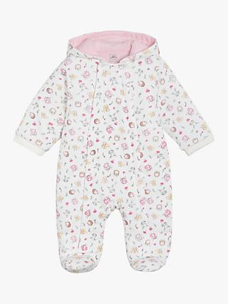 Mini Cuddles Baby Animal Hooded All-In-One, Multi