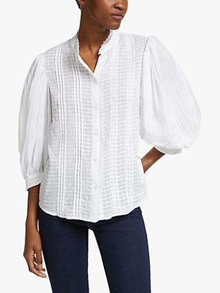 See By Chloé Delicate Detail Blouse, White