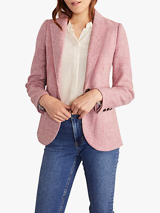 Boden Atkins Wool Tweed Blazer