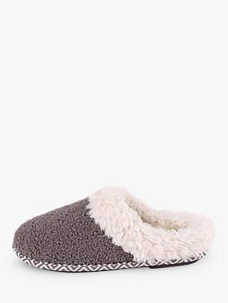 totes Bobble Mule Slippers