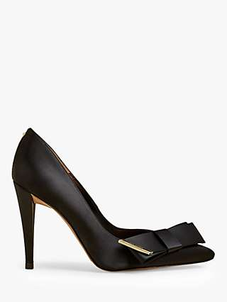 Ted Baker Zafia Bow Top Court Shoes