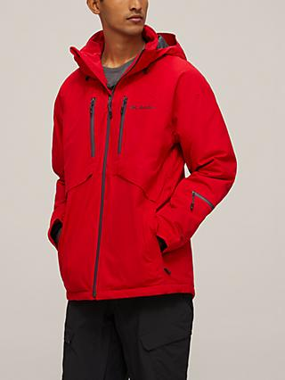 Columbia Peak Divide™ Men's Waterproof Ski Jacket, Red