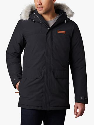 Columbia Marquam Peak Men's Waterproof Parka Jacket