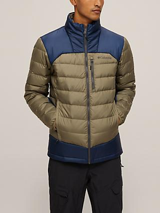 Columbia Autumn Park Down Men's Insulated Jacket