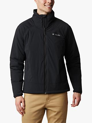 Columbia Tandem Trail Men's Water Resistant Jacket, Black