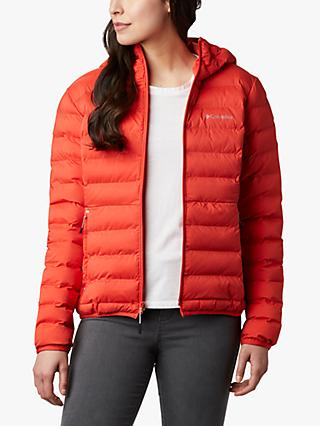 Columbia Three Forks™ Women's Hooded Jacket, Bold Orange