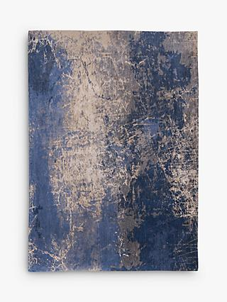 Louis De Poortere Cracks Abyss Rug