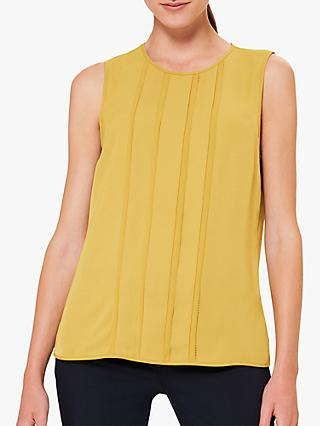 Hobbs Adelyn Top, Chartreuse
