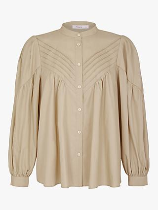Finery Amberly Shirt, Beige