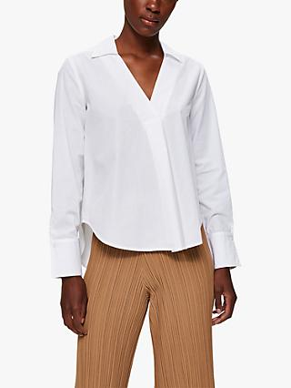 Selected Femme Halli Shirt, White