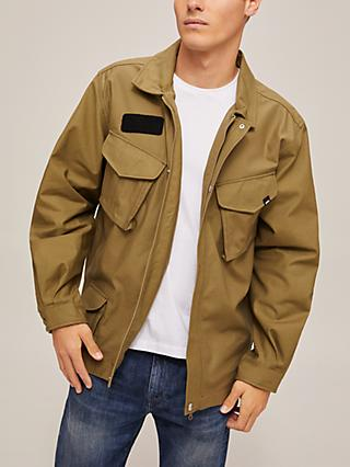 Edwin Strategy Jacket, Martini Olive