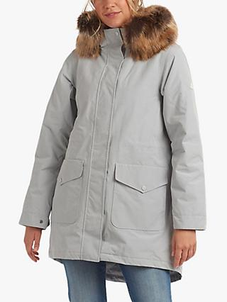 Barbour Wilderness Collection Swanage Jacket, Grey