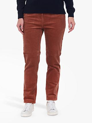 Barbour Cord Chinos, Brown