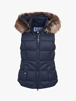 Barbour Dover Hooded Quilted Gilet