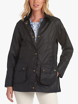Barbour Poplars Waxed Jacket