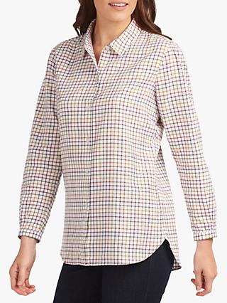 Barbour Wilderness Collection Wildsmith Check Shirt, Brown