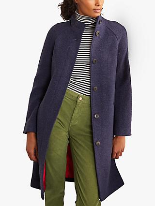 Boden Cartwright Wool Blend Coat