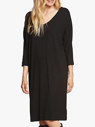 Masai Copenhagen Nigan Jersey Dress, Black