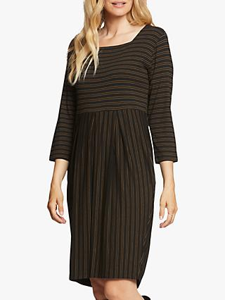 Masai Copenhagen Hope Stripe Jersey Dress, Tapenade