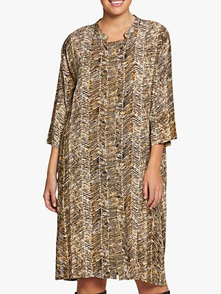 Masai Copenhagen Nimes Dress, Tapenade