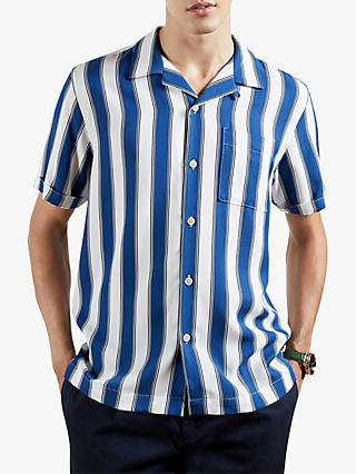 Ted Baker Wikka Stripe Short Sleeve Shirt